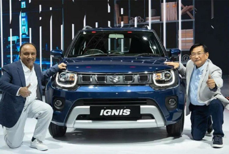 Auto Expo 2020 Maruti Suzuki Ignis