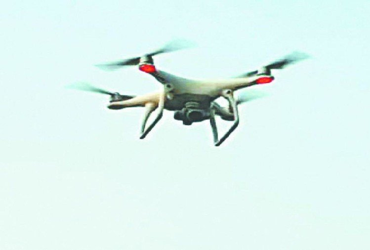 ड्रोन के जरिये हथियारों की खेप पहुंचने की आशंका, सुरंग की खुदाई शुरू