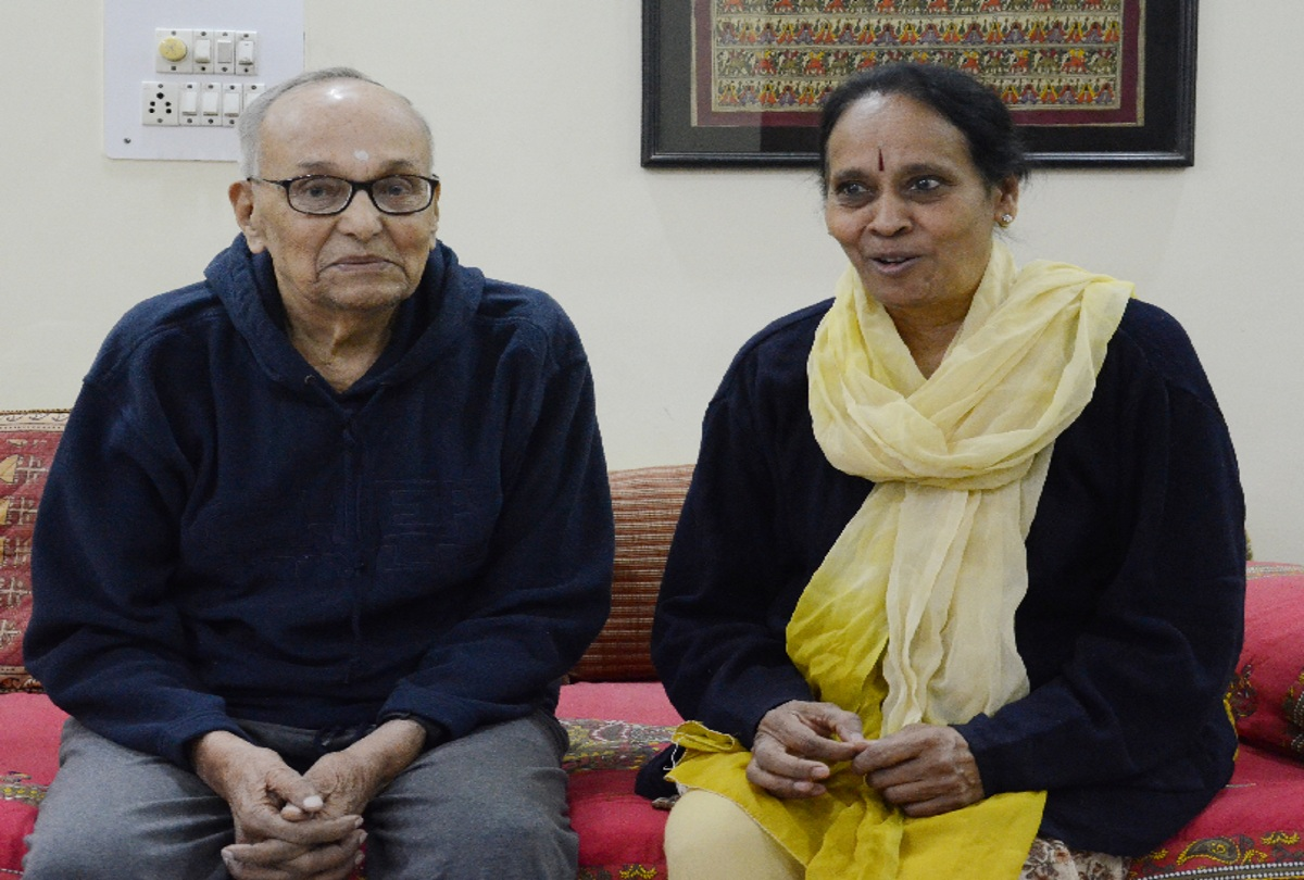 Image result for 93 Year Old Subramanian