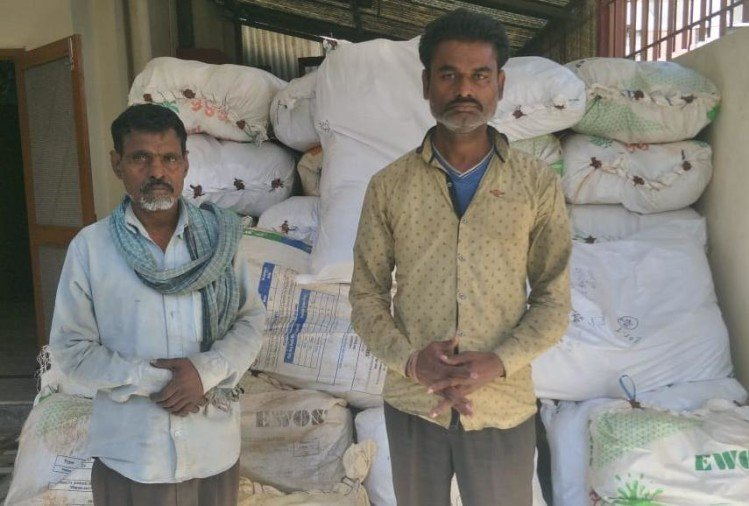 ओडिशा-छत्तीसगढ़ की सीमा से 20 कुंतल गांजा लाए थे पूर्वांचल में बेचने, दो गिरफ्तार
