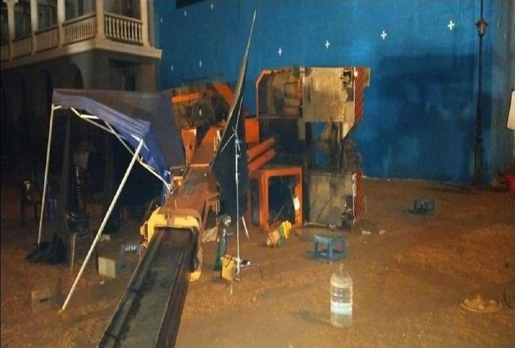 Three killed as crane falls on film crew at Shankar and Kamal's 'Indian 2' shooting spot