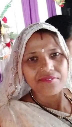 पति की बीमारी से परेशान महिला ने जान दी