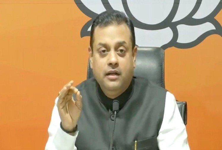 Rajasthan Political Crisis Sambit Patra Ask Question From Congress ...