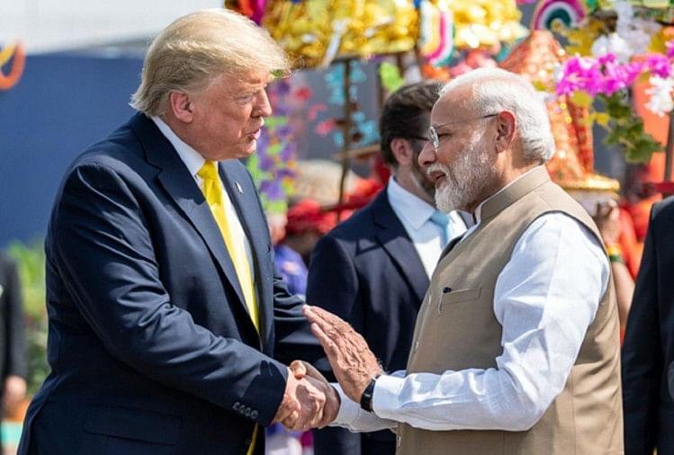 Donald Trump Awards Pm Modi With Legion Of Merit For Elevating India-us Ties - पीएम मोदी को सर्वोच्च अमेरिकी सम्मान, राष्ट्रपति ट्रंप ने 'लीजन ऑफ मेरिट' से नवाजा, जानें क्यों ...