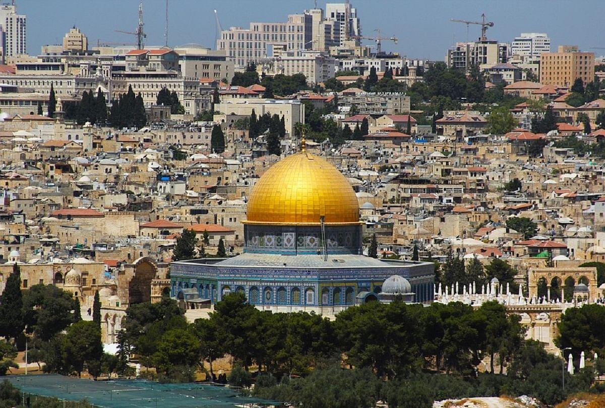 History And Interesting Facts Of Ancient City Jerusalem - तीन धर्मों का  पवित्र स्थल है यह शहर, बड़ा ही रोचक और पुराना है इसका इतिहास - Amar Ujala  Hindi News Live