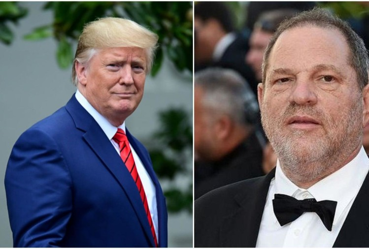 Donald Trump, Harvey Weinstein