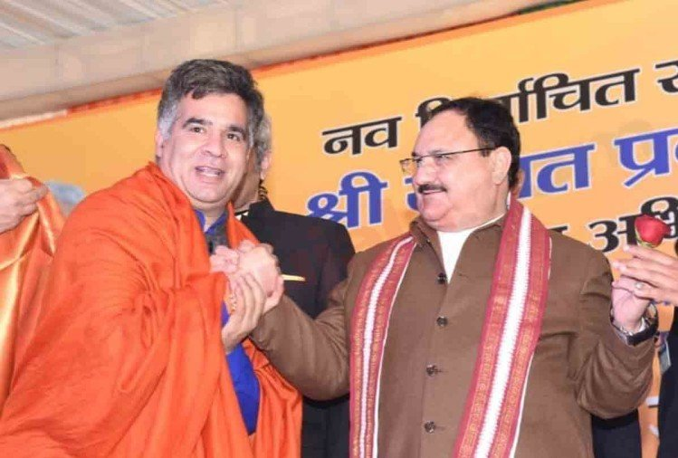 BJP's mission Jammu and Kashmir: resolve to form the next government on its own