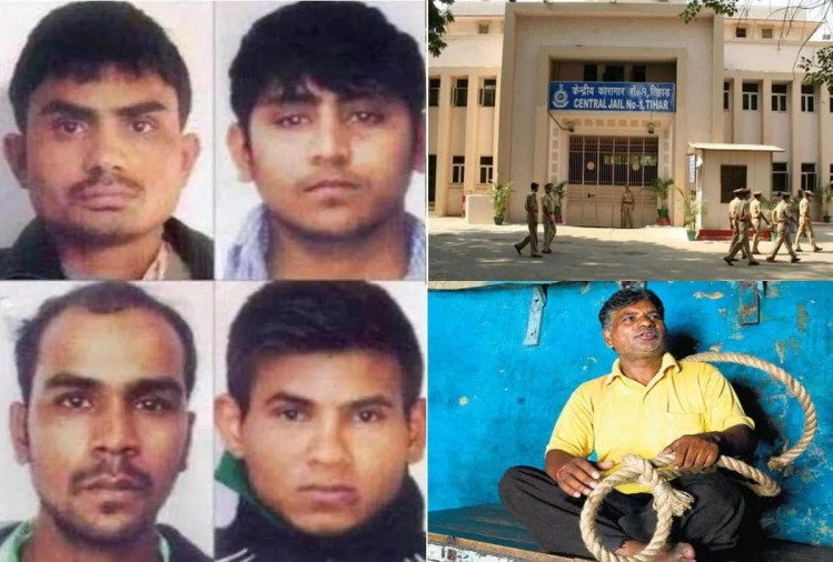 Nirbhaya Case: Preparations of execution on 20 march starts in tihar jallad pawan to reach 17 march