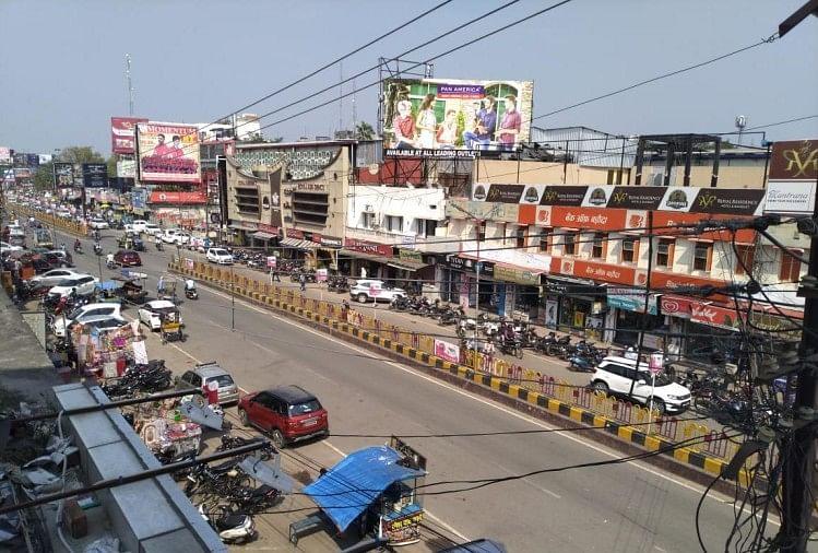 Underground Cable Supply Started In Civil Lines Area Of Golghar Of  Gorakhpur - गोरखपुर: गोलघर में शुरू हो गई अंडरग्राउंड केबल से आपूर्ति, निगम  ने बचे 11 कॉम्पैक्ट ...