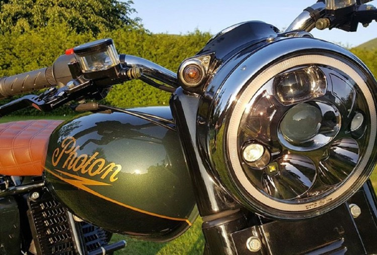 Electric Royal Enfield Bullet Photon (सांकेतिक)