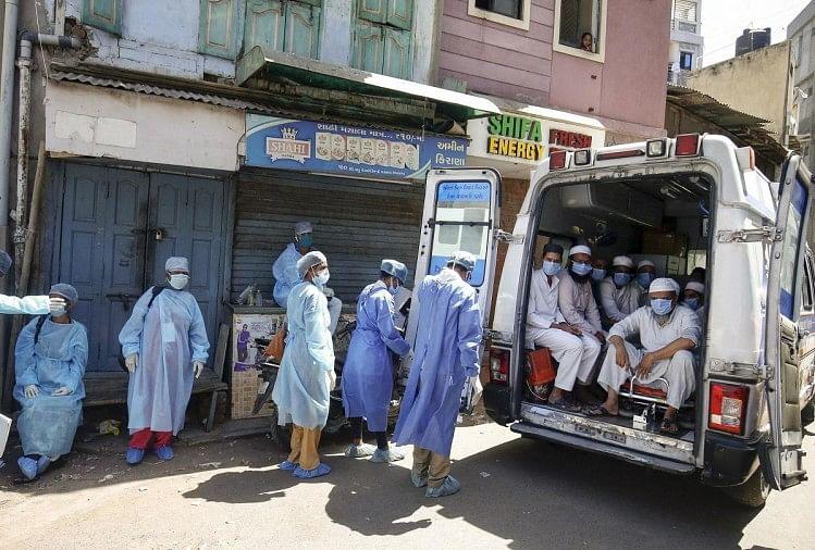 Coronavirus India Live Updates News In Hindi Covid 19 3rd April Tenth Day Of Lock Down Corona Pandemic - भारत में कोरोना: इंदौर में 16 नए संक्रमित, देश में अब तक 62