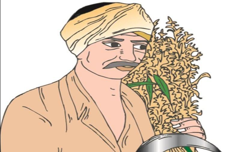 गरीब बुजुर्ग किसान बुढ़ापा पेंशन को मोहताज,  रिकॉर्ड में पंचायत सचिव के कारनामे से बताया सरकारी कर्मचारी