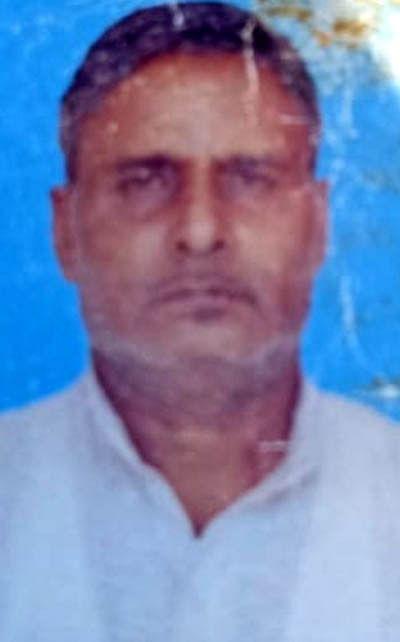 मृतक रणविजय सिंह की फाइल फोटो।