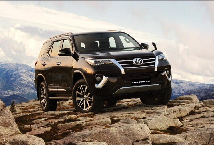 Toyota Fortuner Limited-Edition (File Photo)