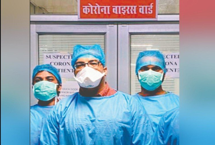 Coronavirus in Uttar Pradesh (UP) Live Updates News in Hindi on  Friday