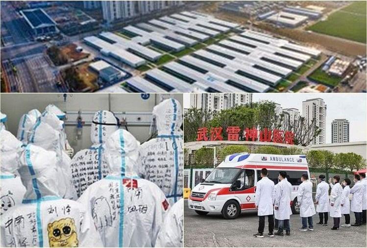 खुलासा : चीन में सेल्समैन से फैला कोरोना, दो शहरों के 30 लाख लोगों के लिए लॉकडाउन