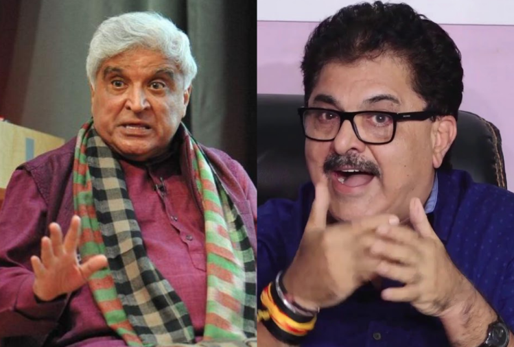 Javed Akhtar And Ashoke Pandit