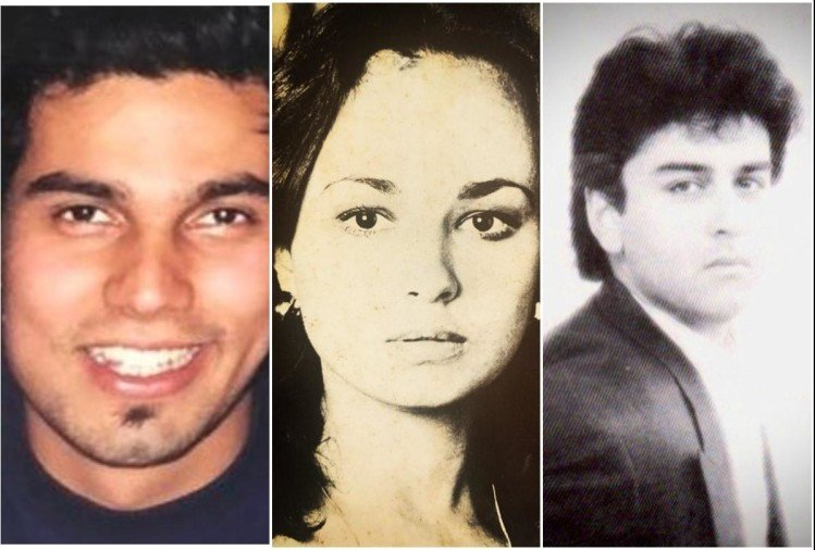 Randeep Hooda, Soni Razdan and Adnan Sami