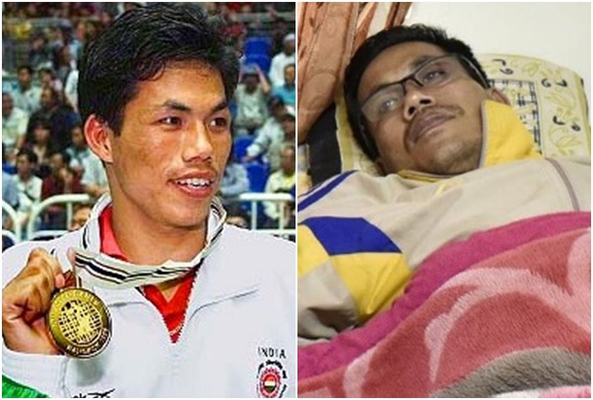 As Per Sources Asian Games Gold Medalist Former Boxer Dingko Singh Has  Tested Positive For Covid-19 - कैंसर से जूझ रहे पूर्व मुक्केबाज डिंको सिंह  कोरोना से संक्रमित, जीत चुके हैं एशियाई