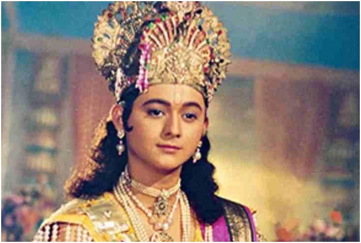 Shri Krishna Swapnil Joshi Fan Quit Smoking After Touched His Feet ...