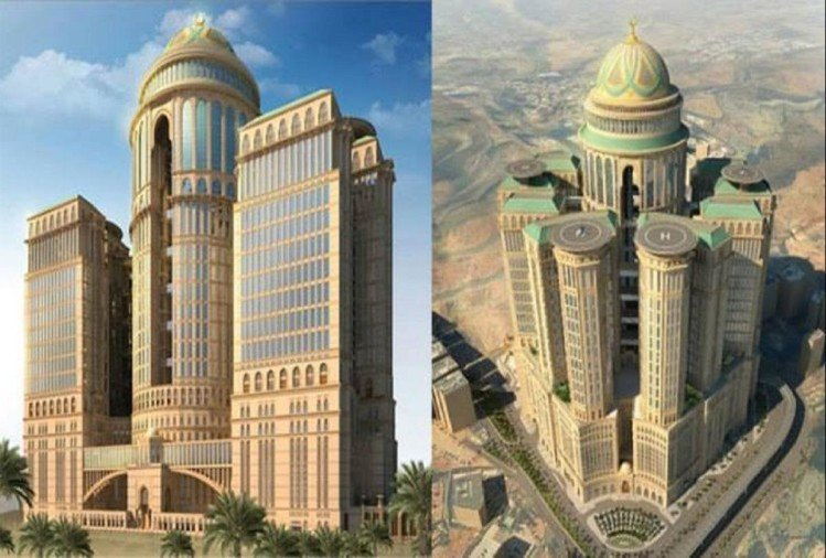 Worlds Largest Hotel Abraj Kudai With 10000 Rooms Is Being Built ...