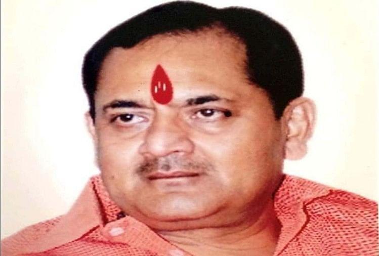 कांग्रेस नेता विवेक कुमार सिंह की फाइल फोटो
