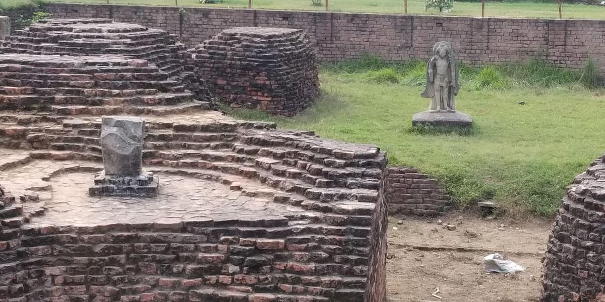 Saidpur Symbolizes Extraordinary Glory Of Gupta Period Emperor Skandgupta  Slept On Ground Here Bhitri Ghazipur - गुप्त काल के असाधारण गौरव का प्रतीक  है सैदपुर का 'भीतरी', यहां जमीन पर सोए थे