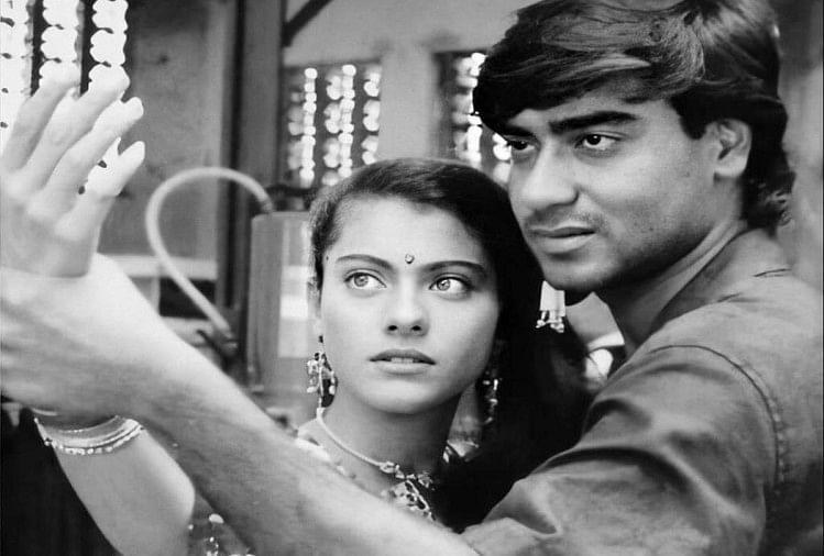 अजय देवगन ने की काजोल के साथ 22 साल पुरानी फोटो शेयर, लिखा- 'ऐसा लग रहा है जैसे…'
