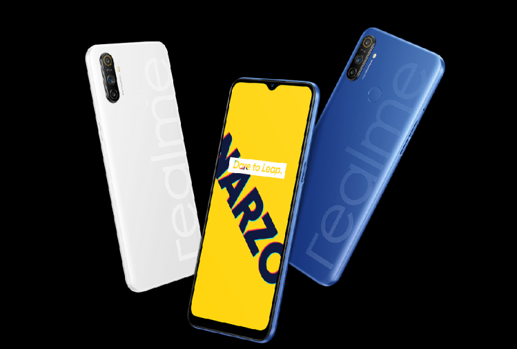Realme Narzo 10a Launched In India, Price And Specifications ...