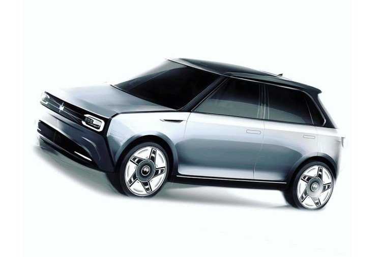 2021 Maruti 800 Imaginative by Rajshekhar Dass