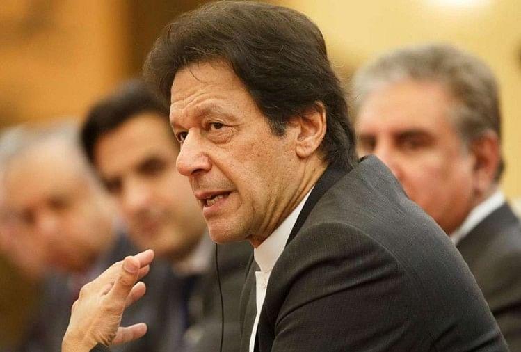 عمران خان نخست وزیر پاکستان (عکس)