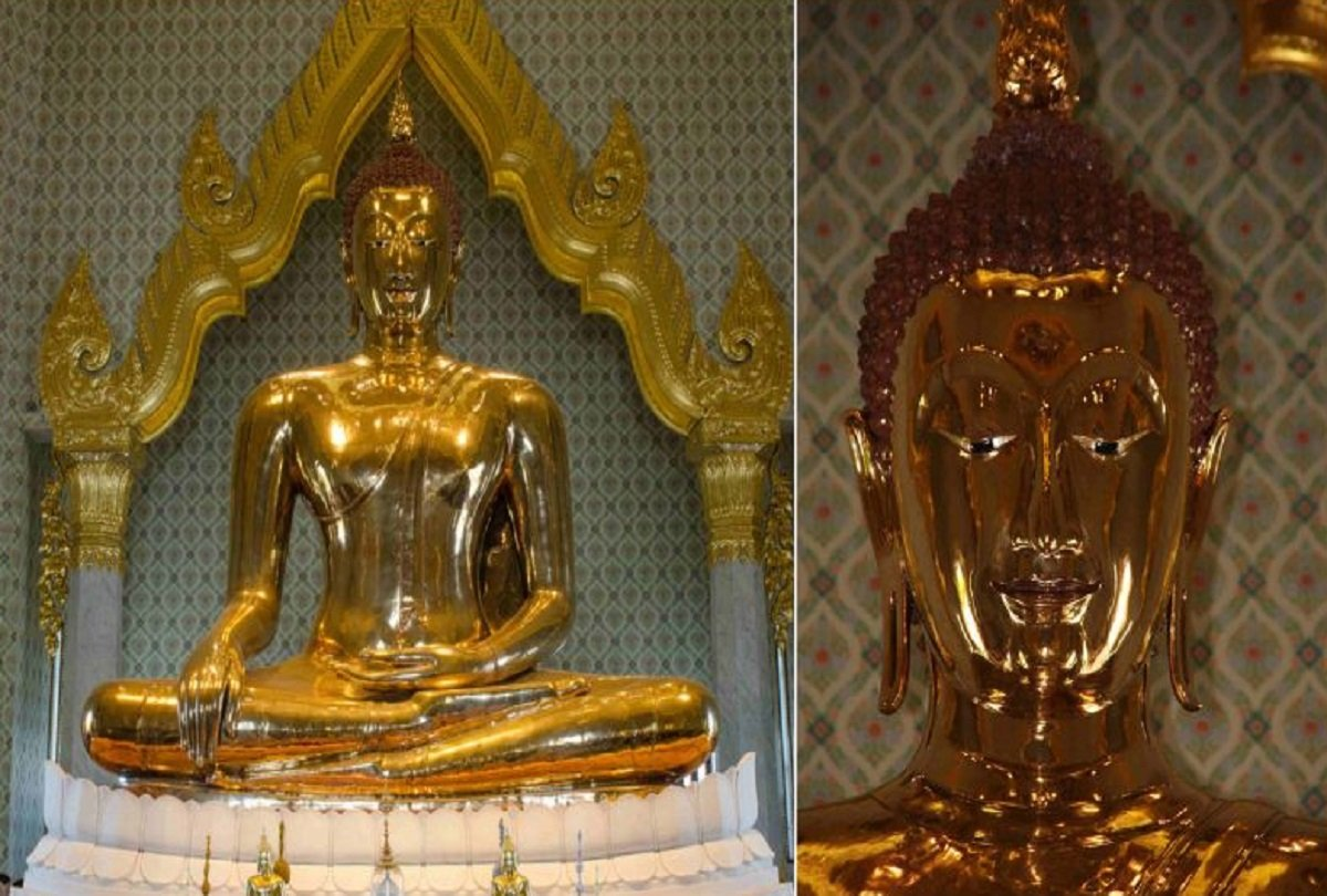 The Golden Buddha Amazing Story Of Worlds Biggest Gold Statue ...
