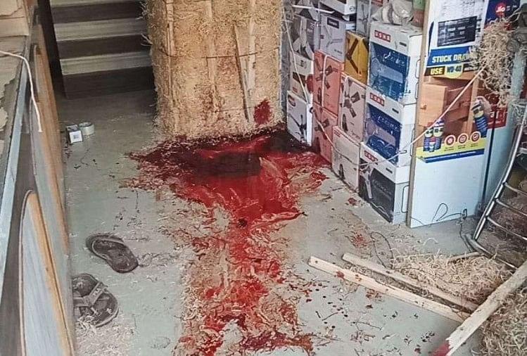 crime in prayagraj