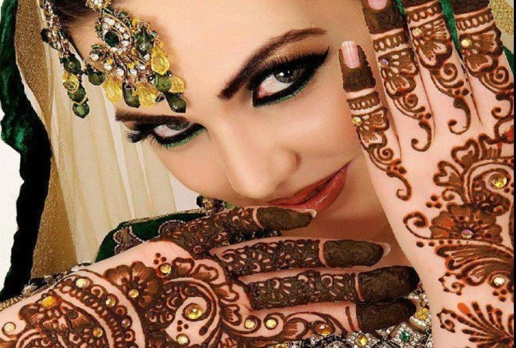 Happy Eid Mubarak 2020 latest mehndi design pics