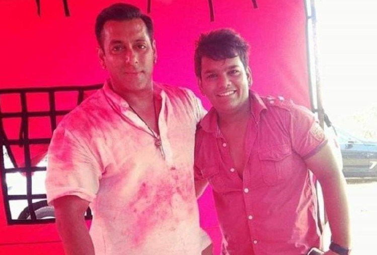 Salman Khan Film Ready Actor Mohit Baghel Was A Resident Of ...