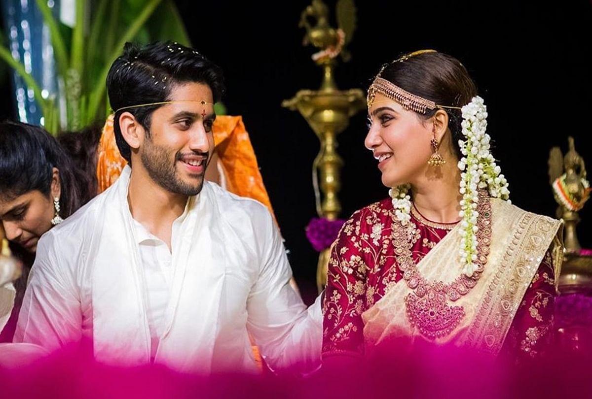 यूजर बोला- पति को तलाक देकर मुझसे कर लो शादी, नागार्जुन की बहू ने कहा- 'एक  बार चैतन्या...' - Entertainment News: Amar Ujala