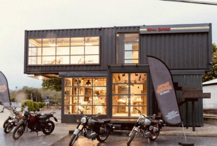 Royal enfield moving dealership