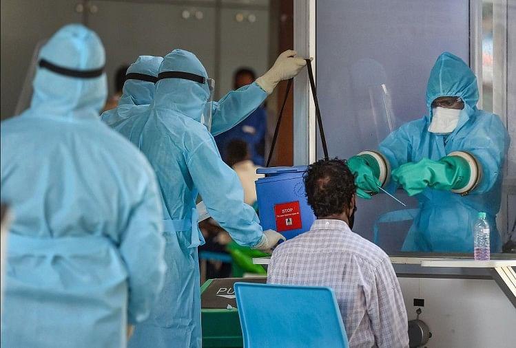 यूपी में कोरोना LIVE: बिजनौर में 20 और बागपत-शामली में 15-15 नए मरीज मिले, कुल 21,709 संक्रमित - अमर उजाला