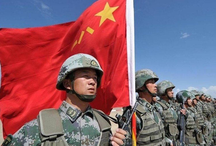 PLA china Army