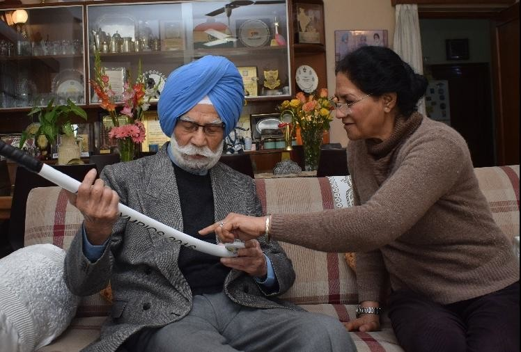 Gupta and Vohra family Shared memories related to Balbir Singh