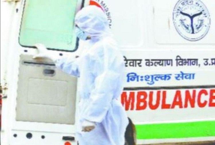 फिरोजाबाद में कोरोना वायरस