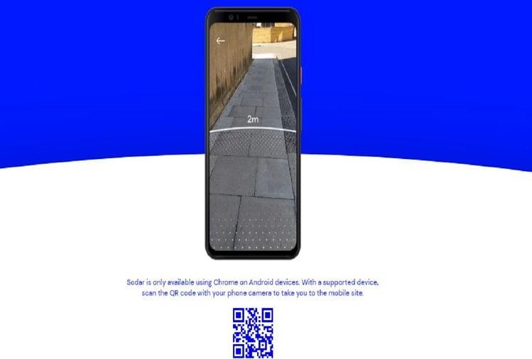 Photo of सोशल डिस्टेंसिंग के लिए गूगल देगा स्मार्टफोन यूजर्स को टिप्स, पेश किया यह टूल