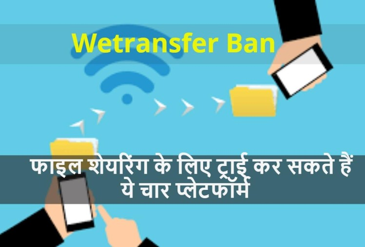 wetransfer alternative