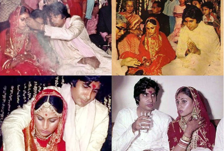 अमिताभ बच्चन ने एनीवर्सरी पर बताया ...