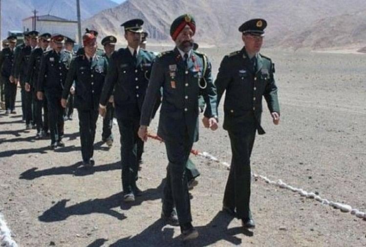 सीमा विवाद : भारत और चीन के बीच आज होगी मेजर जनरल स्तर की वार्ता
