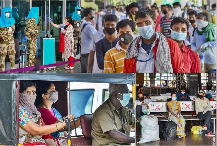 Coronavirus In India Live Updates News In Hindi Covid19 1st june Unlock1 Day Seven, Corona Pandemic, delhi Maharashtra, Madhya Pradesh, bihar, kerala