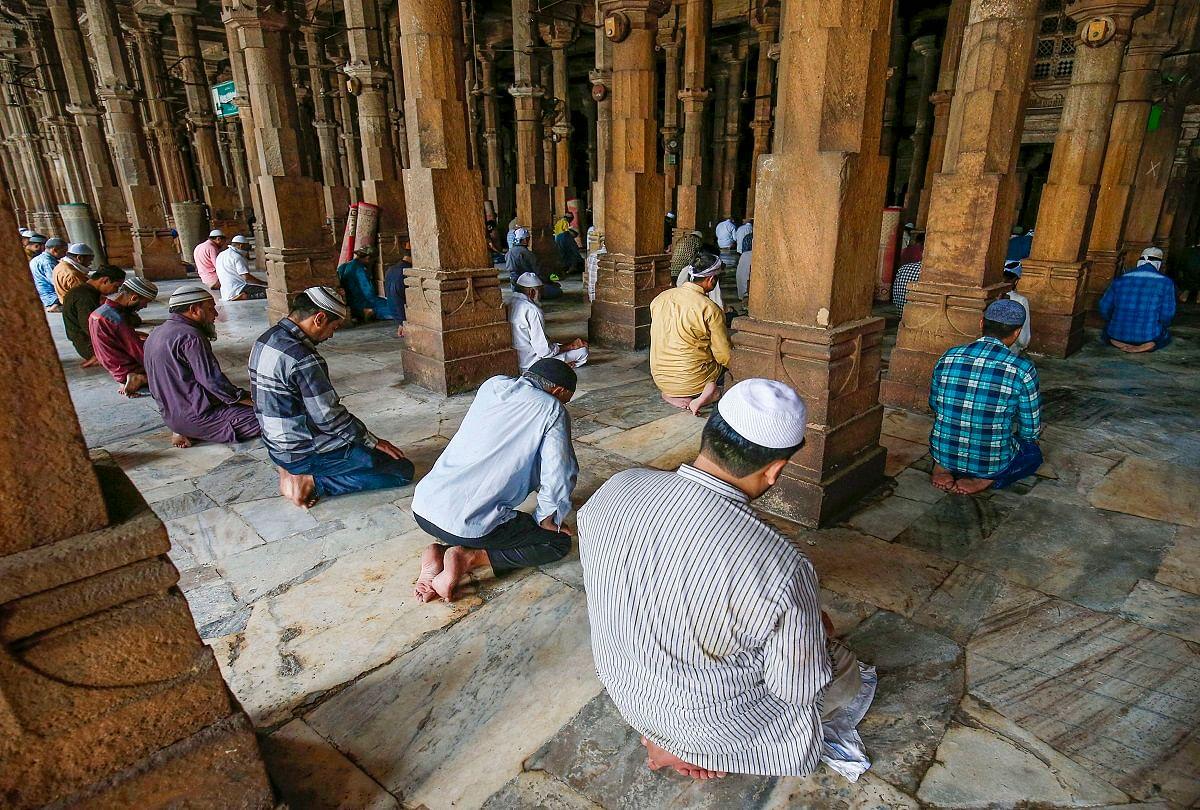 Mosque open in unlock
