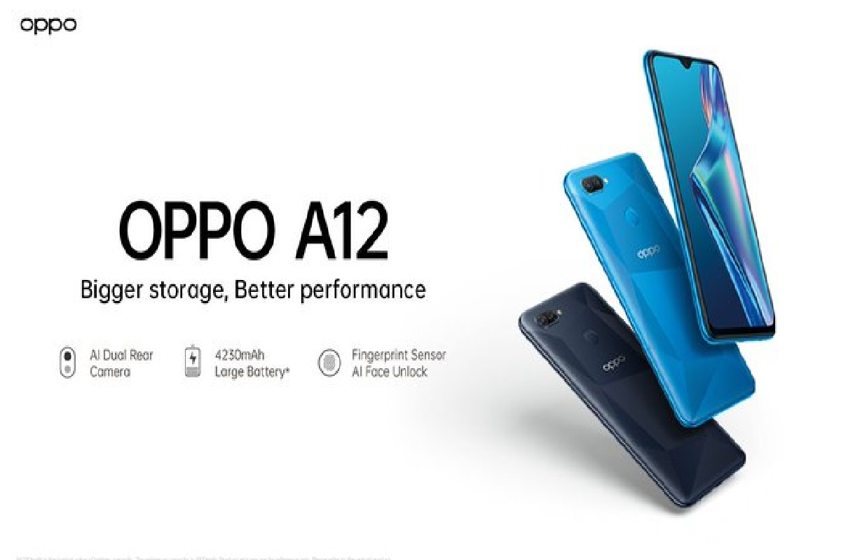 Oppo A12