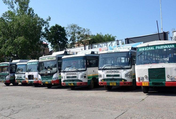 एचआरटीसी ने कई अंतरराज्यीय और लांग बस रूटों पर सेवाएं कर दी बंद