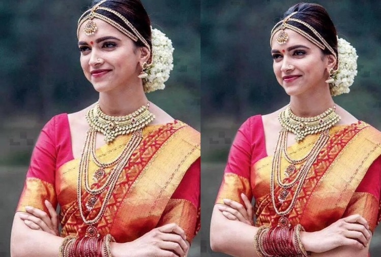 चेन्नई एक्सप्रेस में दीपिका पादुकोण का ब्राइडल लुक